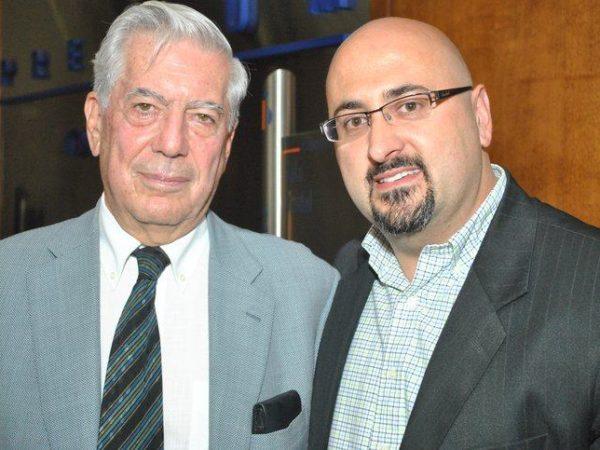 A-Entrevistando o Nobel de Literatura, Vargas Llosa - 2012