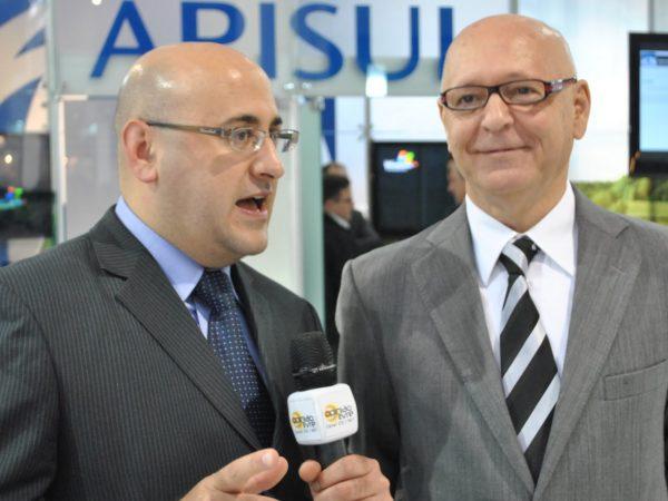Diego Casagrande entrevista presidente do Sindicato das Empresas de Transporte e Logística do RS - 2011